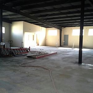 CONSTRUCTION OF NEW VENTURE