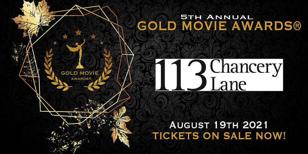 5th Annual | Gold Movie Awards®