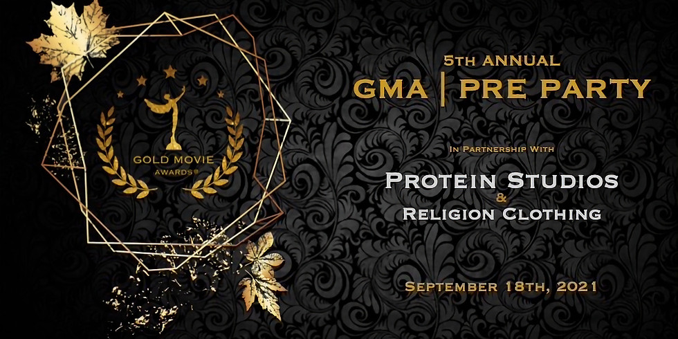 Gold Movie Awards®   Pre Party