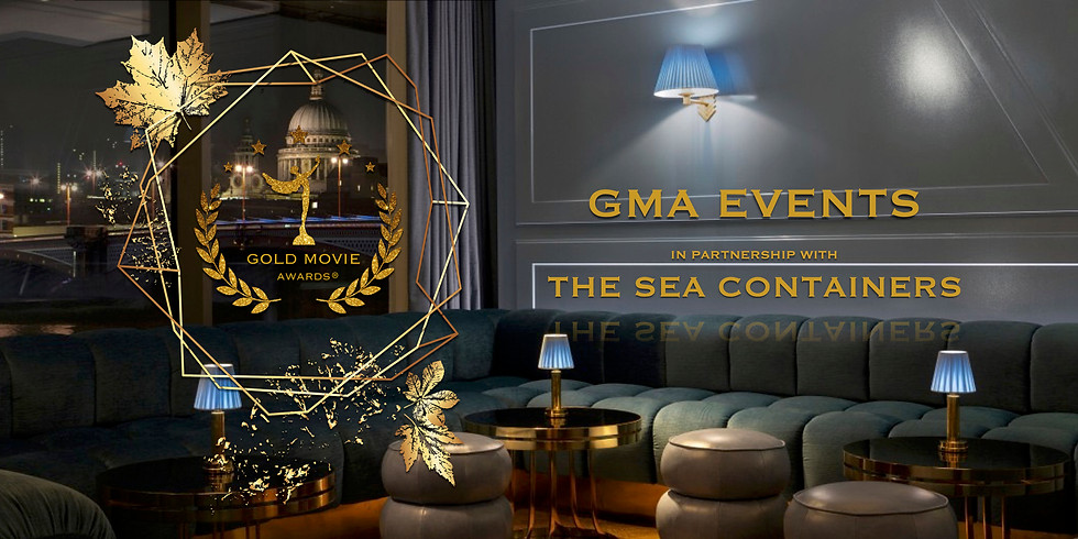 Gold Movie Awards®   Sea Containers