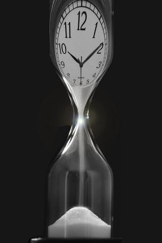 時間が盗まれるに任せない