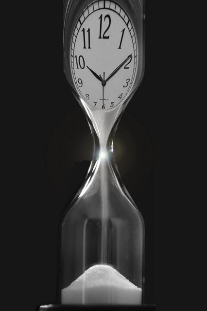 失った時間は取り戻せない