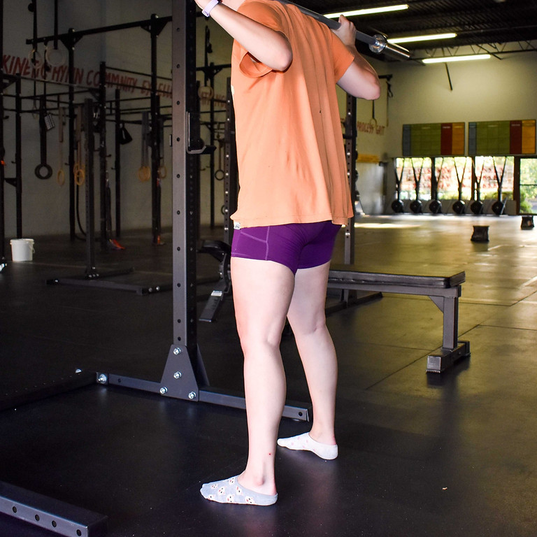 FOUNDATION CLINIC I Finding Your Squat Stance