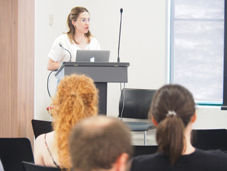 Speaker at the Professional Foundations