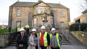 Plans launched for Erskine Church building