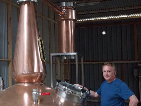 Welcoming the 2021 Launch of Tria Prima Distillery