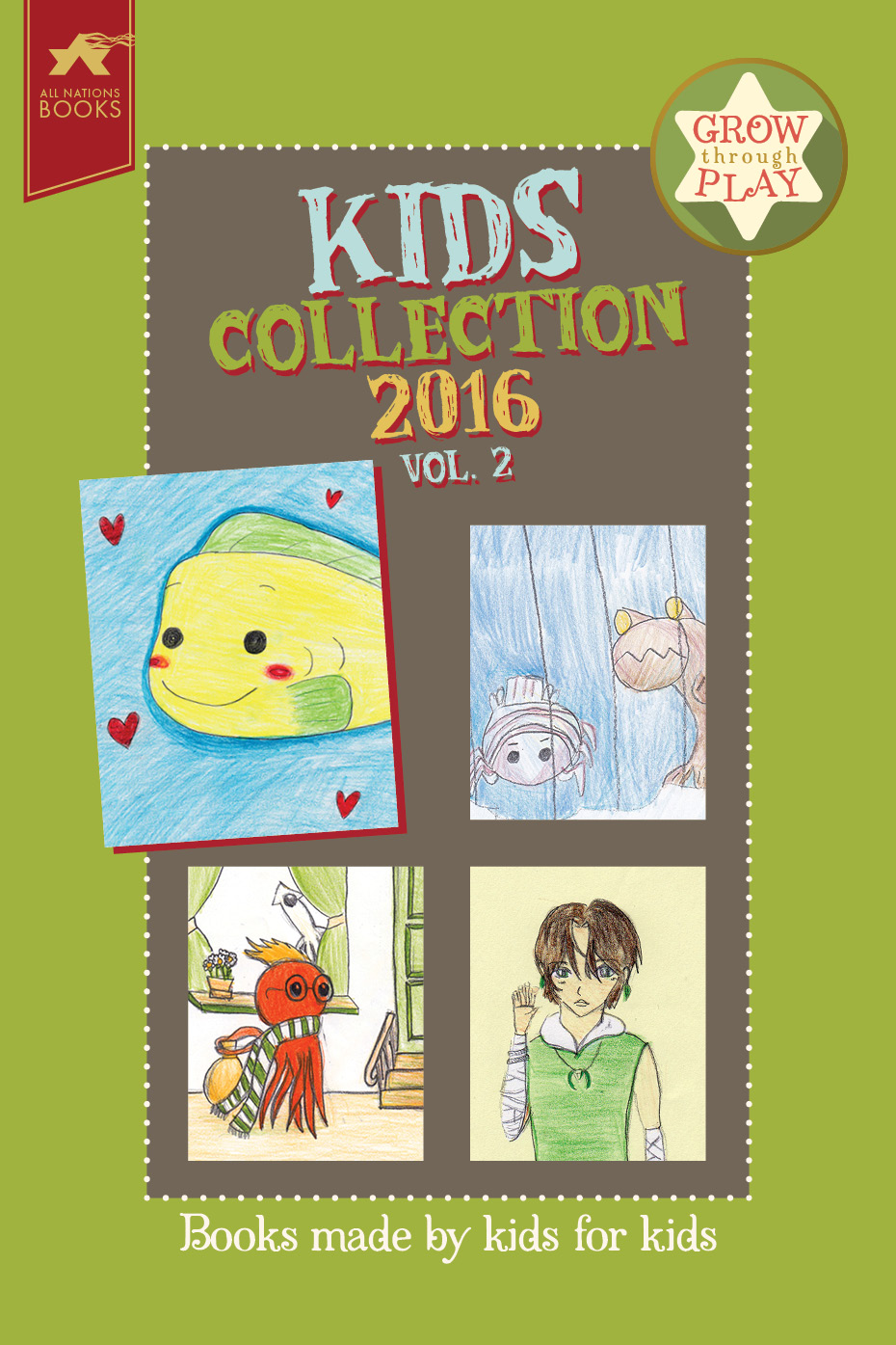Kids Collection 2016 Vol. 2