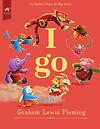 I Go   Children's book cover