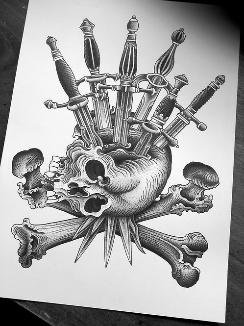 Skull & Daggers