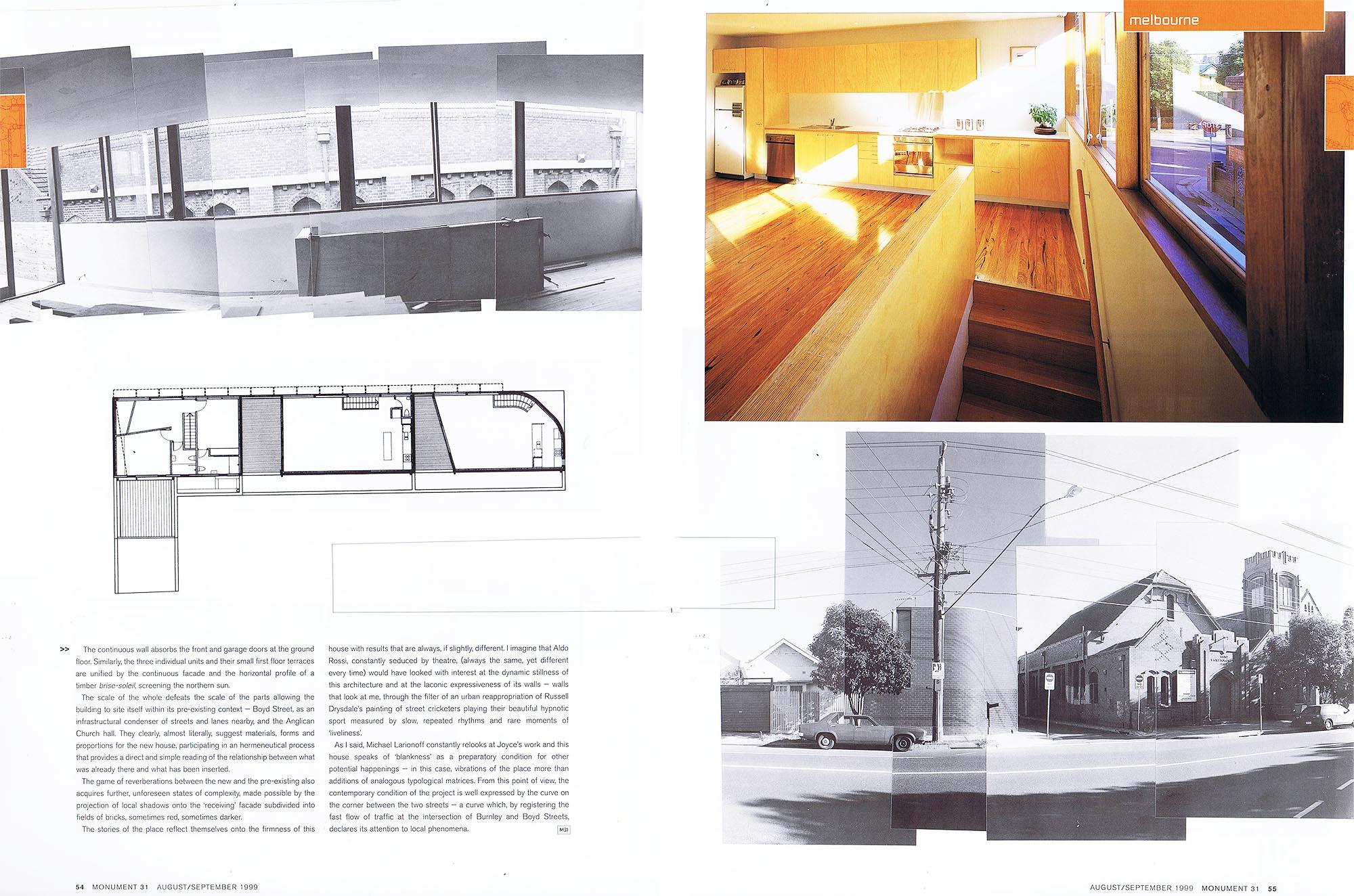 Monument 1999 | Magazine