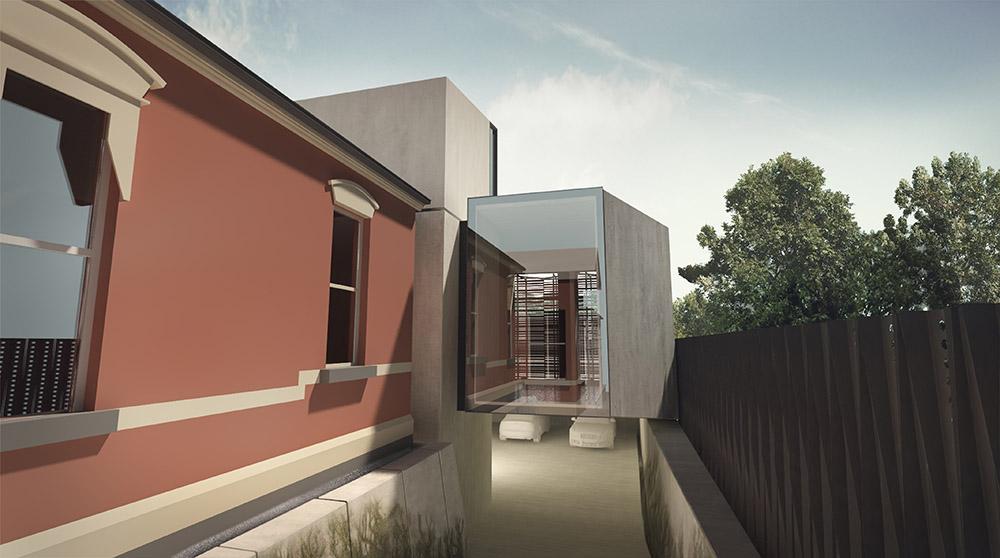 Onoff Architecture | Kinkora Road