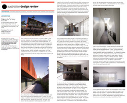 Architecture Design Review 2009