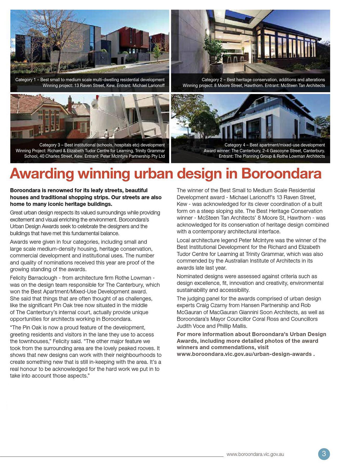 Boroondara Bulletin August 2014