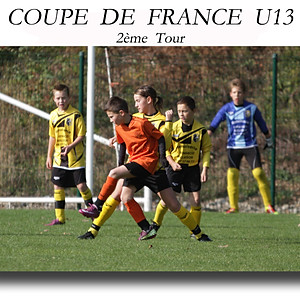 Sport : Foot-coupe de France U13