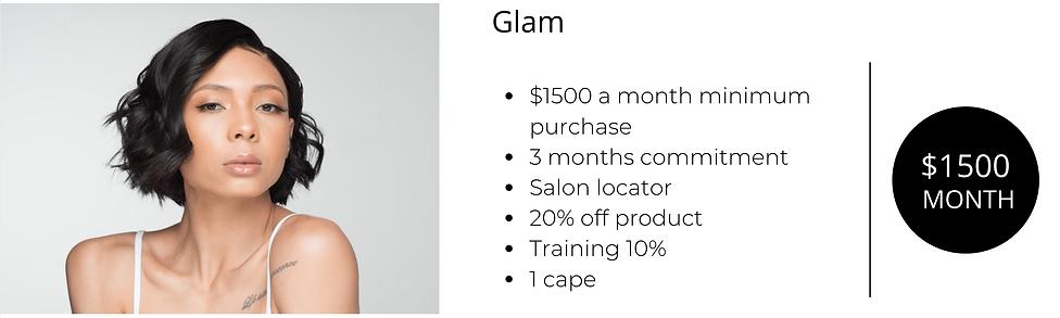 Glam Statement Beauty affiliate program-