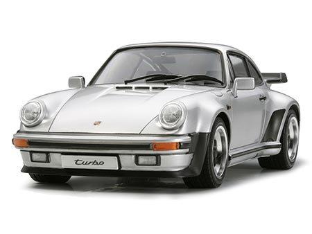 Porsche 911 Turbo 1988 - 1/24 Tamiya