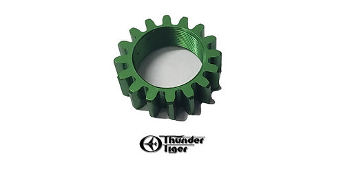 PINHAO 1a MARCHA 16T - THUNDER TIGER 2-SPEED GEAR