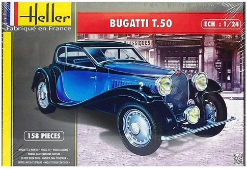 Bugatti T.50 - 1/24 - Heller