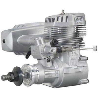 Motor O.S. Engines 120AX Anel (Metanol)