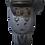 Thumbnail: Rádio controle 3 canais p/ modelos de superfície (carros/barcos) RC 2.4 Ghz