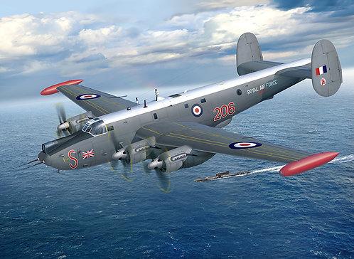 Avro Shackleton MR.3 Revell - 1/72 - NOVIDADE!