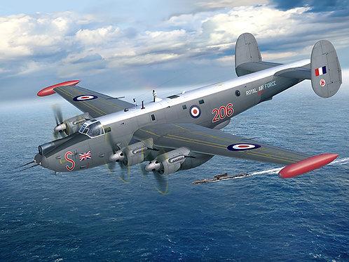 Kit para montar Avro Shackleton MR.3 Revell - 1/72 - NOVIDADE!