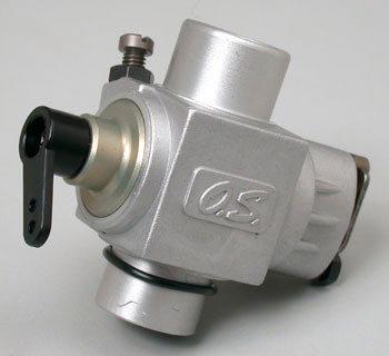 Carburador completo 70A para motor O.S. 140RX