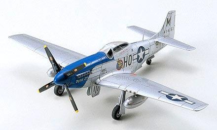North American P-51D Mustang 1/72 -TAM 60749