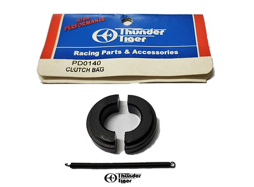 EMBREAGEM (CLUTCH BAG) - PRO THUNDER GT - THUNDER TIGER