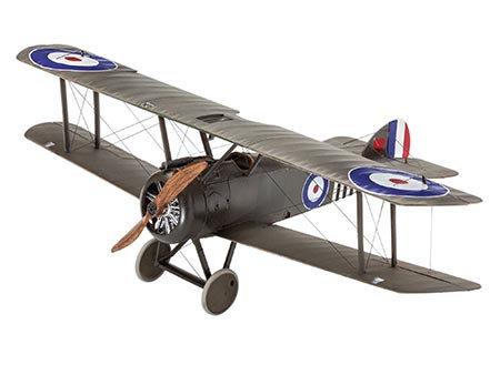 Sopwith Camel - British Legends 100 Years RAF  1/48 - REV 03906