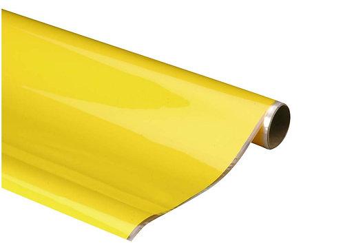Monokote (66 x 182 cm) - Amarelo - Top Flite
