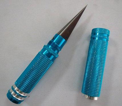 Furador/alargador de bolha (carroceria de Lexan/policarbonato) Azul - FlyerModel