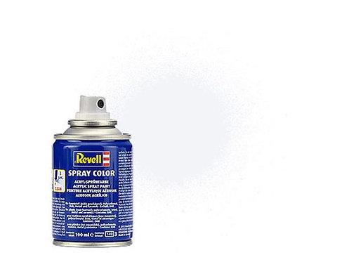 Spray branco fosco (policarbonato) - Revell