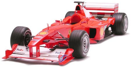 Ferrari F1-2000 - 1/20 Tamiya