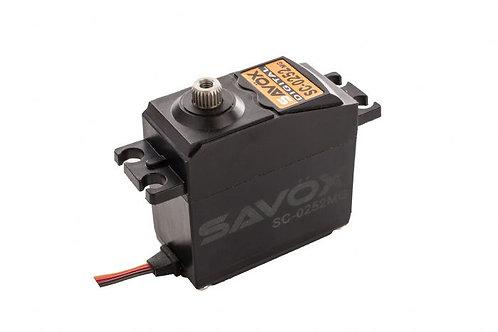 Servo SAVOX SC - 0252MG - Digital  - 10,5Kg - c/ 02 rolamentos