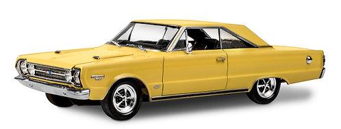Kit para montar Plymouth GTX 1967 - 1/25 - Revell