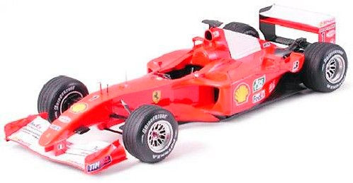 Ferrari F2001 - 1/20 Tamiya