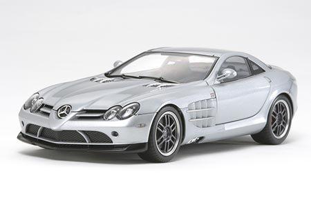 Mercedes-Benz SLR722 - 1/24 Tamiya