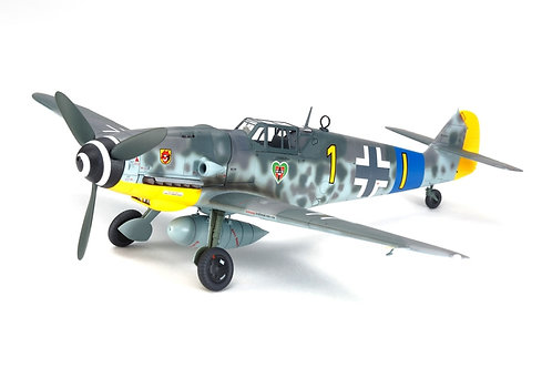 Messerschmitt Bf 109 G-6  1/48 - TAM 61117
