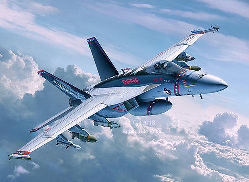 F/A-18E Super Hornet Revell - 1/32 - NOVIDADE!