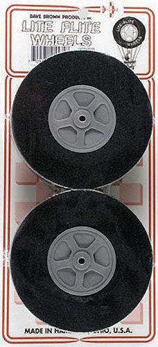 "Roda Lite Flite 3"" (par) - Dave Brown"