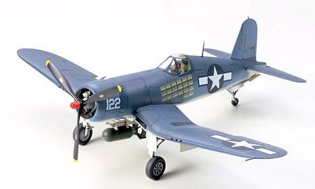 Vought F4U-1A Corsair 1/48 - Tamiya