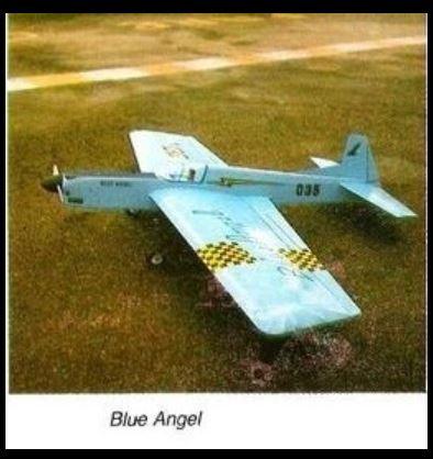 Kit Blue Angel 35-46 -  Aerobras