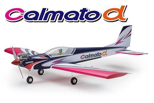 Aeromodelo Calmato Alpha 40 Sports - Kyosho 1:6 Rc Ep/Gp  Toughlon Roxo