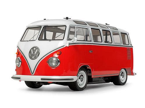 Kombi Volkswagen VW (T1) chassis M06 - R/C 1/10 Elétrica Tamiya
