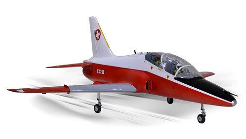 Jato BAE Hawk 18% scale - ARF - Para turbina a combustão