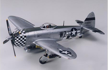 P-47D Thunderbolt Bubbletop 1/48 - TAM 61090