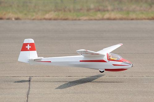 Planador Ka-8b Electric Glider ARF - Esca (3,5M Enverg.) -  Phoenix