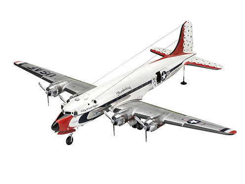 C-54D Thunderbirds Platinum Edition 1/72 - REV  03920