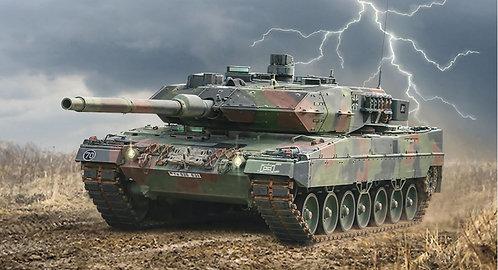 Kit para montar Leopard 2A6 - 1/35 - Italeri